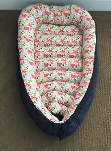 Baby nest - floral