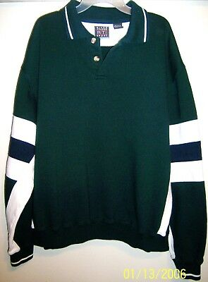 MEN'S RIVER TRADER SPORT PULLOVER SWEATSHIRT SIZE X-LGE VERY THICK FREE SHIPPING