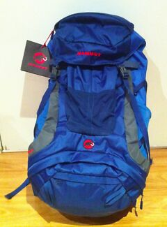 Mammut Creon Pro Blue 38L lightweight hiking pack/backpack (new) Southbank Melbourne City Preview