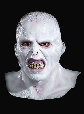Harry Potter Lord Voldemort Maske aus Latex Karneval Fasching Kostüm