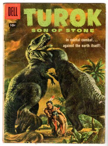 Turok Son of Stone #10, Good - Very Good Condition*