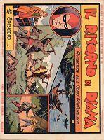 L'uomo Mascherato Il Ritorno Di Diana 1 Ep ( 1947 ) Originale Albo Avventure 38 -  - ebay.it