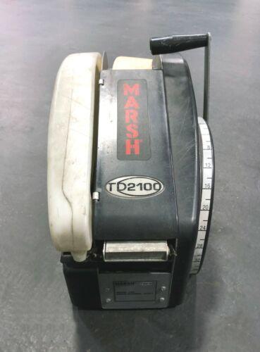 MARSH TDH TD2100 Manual Tape Dispenser