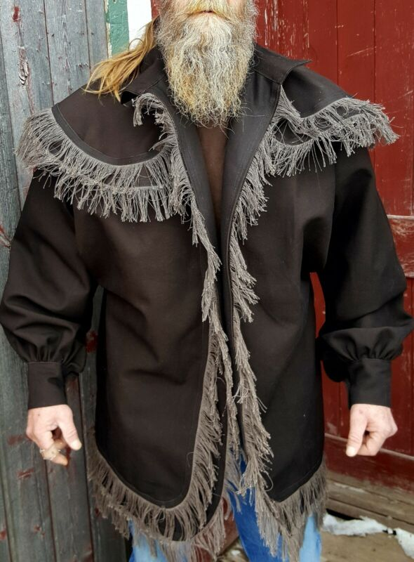 Woodsman Frock Coats/ jacket for fur trade re-enactments  Size: 4XL