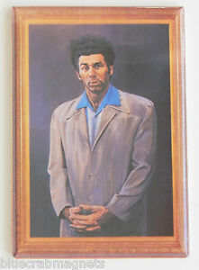 Kramer-Painting-FRIDGE-MAGNET-seinfeld-michael-richards-tv-show