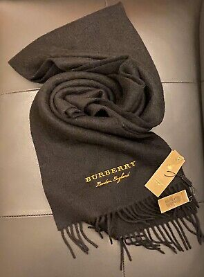 burberry scarf authentic