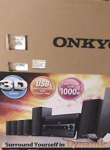 BNIB: Onkyo, Surround System
