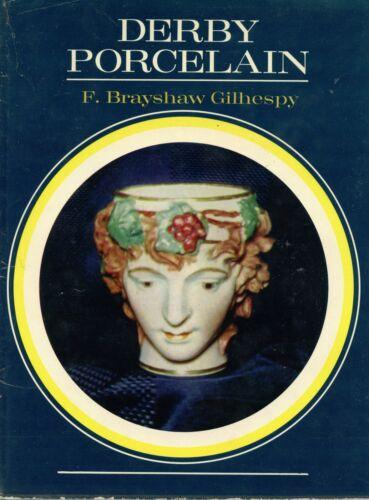 Antique Derby Porcelain - Makers Marks Artists Decorators / Scarce Book