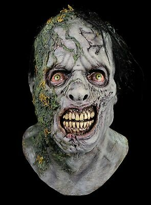 The Walking Dead Moos Zombie Maske Halloween Horror Monster
