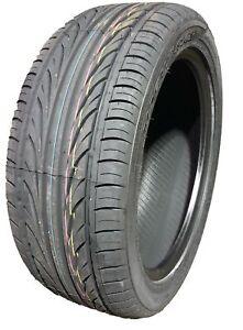 2 X NEW 225 45 18 95W Thunderer Mach III All Season Performance Tires 225/45R18