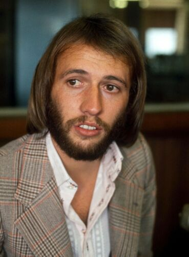 THE BEE GEES - MUSIC PHOTO #E-127