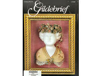 Kestner Baby Gildebrief 4//1997 Dollmaking Antique Dress Bru Breveté Pattern
