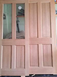 3 X CORINTHIAN WINDSOR WIN 7F SERIES Internal Wood Doors Dianella Stirling Area Preview