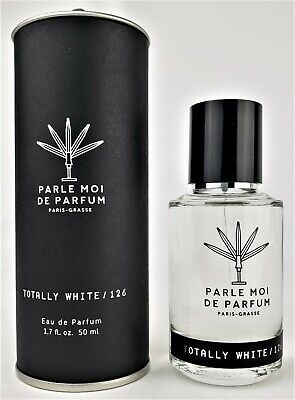 Parle Moi De Parfum Totally White Eau de Parfum 50ml New Sealed in Box Authentic