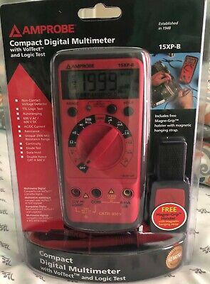 Amprobe 15xp-b Compact Digital Multimeter-brand New