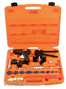 Power-Tec-92379-Dent-Remover-Glue-Pulling-Kit-9-Pads-Slide-Hammer-Bodyshop-Car