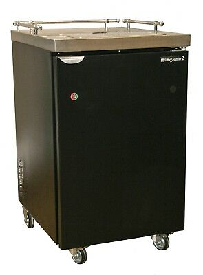 Beer Dispenser Kegerator - Commercial Grade - With Dispensing Tower Options
