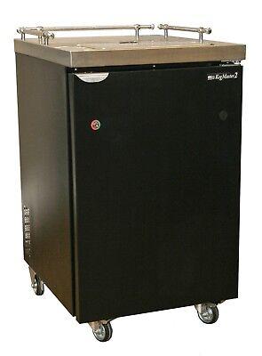 Beer Dispenser Kegerator - Commercial Grade - With Dispensing Tower Options