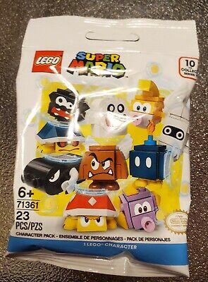 Lego Super Mario mystery pack figure (Blind Bag) (Sealed) 1 bag. 71361