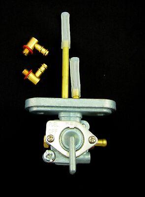 <em>YAMAHA</em> PETCOCK FUEL GAS TAP VALVE RIGHT OR LEFT XS650 1978 84 SR 500