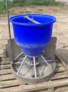 PFS Wet/Dry Hog Feeders