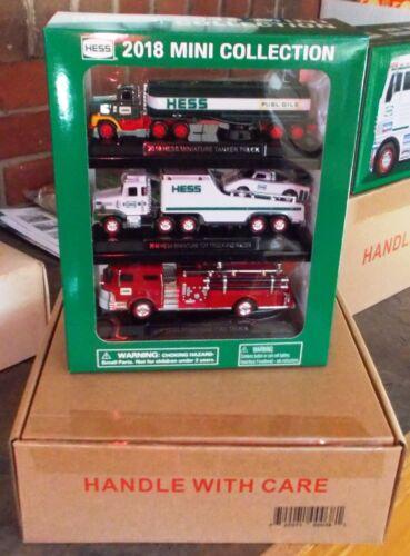 Hess Gasoline 2018 Mini Collection