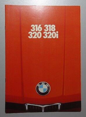 V01385 BMW SERIE 3 - 316 - 318 - 320 - 320i