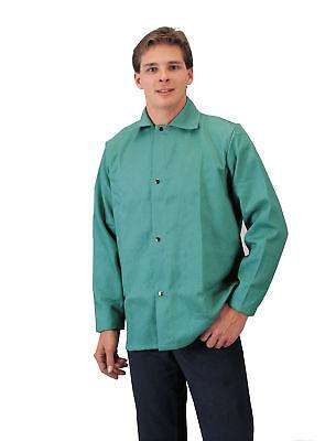 Tillman 6230 36 Firestop Welding Jacket 9oz 2xl