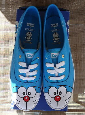 Doraemon Sneakers Keds Champion Sneaker Womens Size 9 5 Japanese Anime Nib