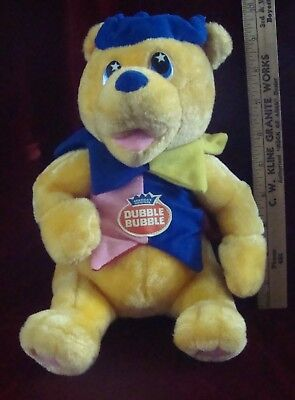 DOUBLE BUBBLE Gum Yellow Bear , Plush