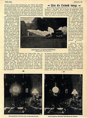 Raketenapparat der Deutschen Gesellschaft zur Rettung Schiffbrüchiger c.1900