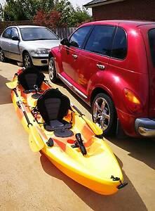 2 Seats Fishing Kayak