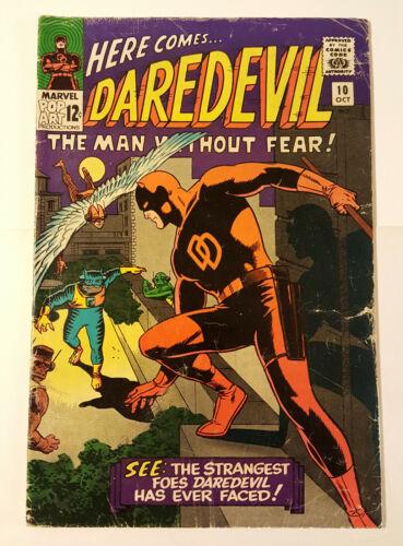 DAREDEVIL 10 Stan Lee, WALLY WOOD art
