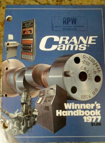 1977 Crane Cams Winner