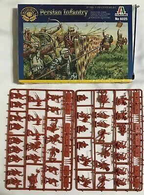Italeri No.6025 Historics IVth-Vth Century B.C. THE PERSIANS 1:72 42 Piece Set