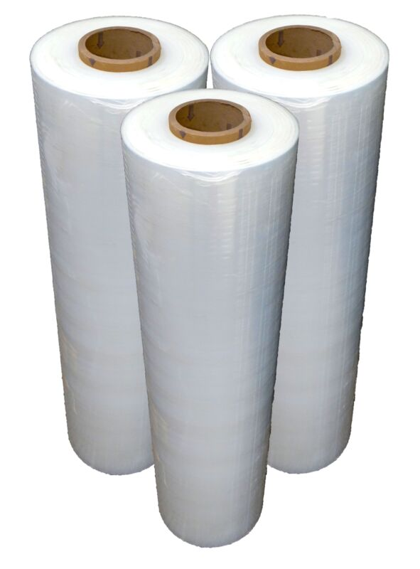 "Non-PVC Laundry Wrap Specially Formulated Premium 36"" x 5000"