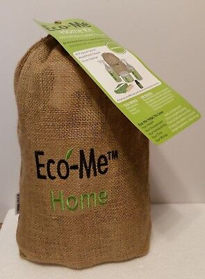 Eco-Me HOME Cleaning Tool Kit, For All Natural Cleaning, Brand New in Bag