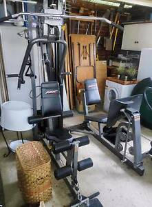 Avanti HG2000 Multi Station Home Gym Hampstead Gardens Port Adelaide Area Preview