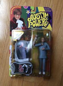 Austin Powers / Dr. Evil Action Figure