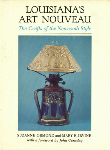 Louisiana Newcomb American Art Pottery incl. Marks / In-Depth Book