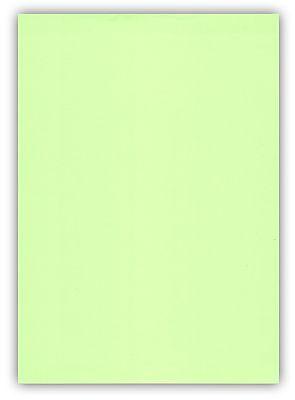 100 Blatt farbiges Premium Briefpapier Caribic DIN A4 Papier-Farbe Grün Mintgrün