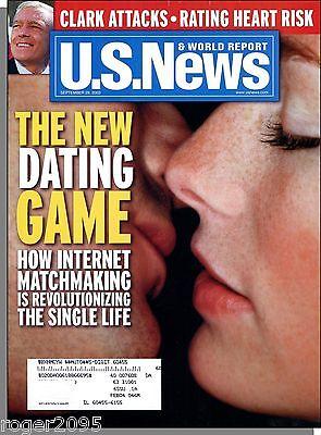 Us News   World Report   2003  September 29   Singles   Internet Matchmaking