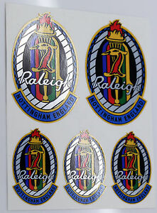Raleigh-multi-coloured-heron-Vintage-style-Head-Badge-Cycle-Bike-Stickers