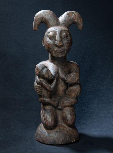Afo Maternity Statue, Nigeria, West African Tribal Art