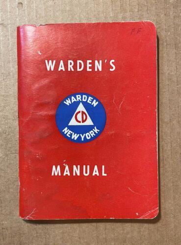 Vintage Warden