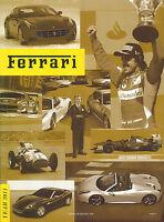Annuario Ferrari 2011 Official Year Book 2011 + Supplemento Magazine N° 15 - ferrari - ebay.it