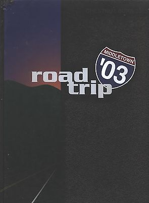Middletown MD Middletown High School yearbook 2003 Maryland