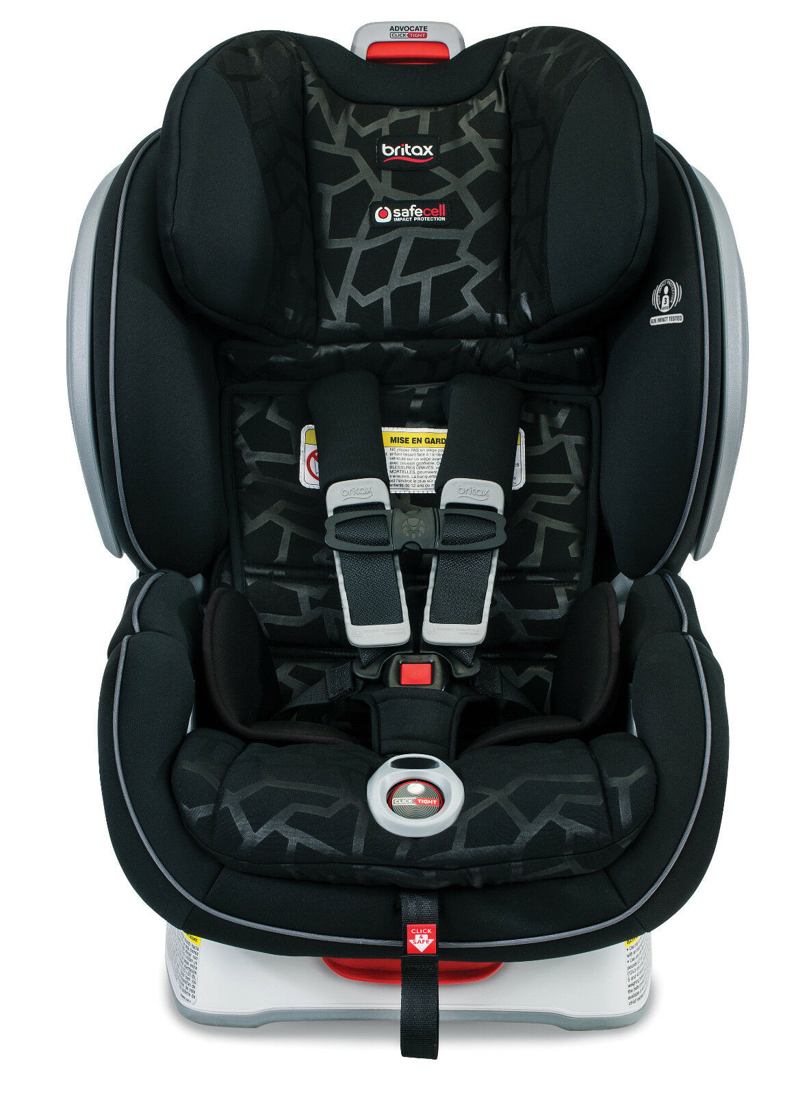 Britax Advocate 2018 CT ClickTight Convertible Car Seat Mosa