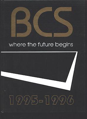 Bloomfield Hills Mi Birmingham Covington School Yearbook 1996  Grades 3 8