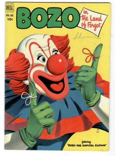 Bozo #5 Dell Comics Fine